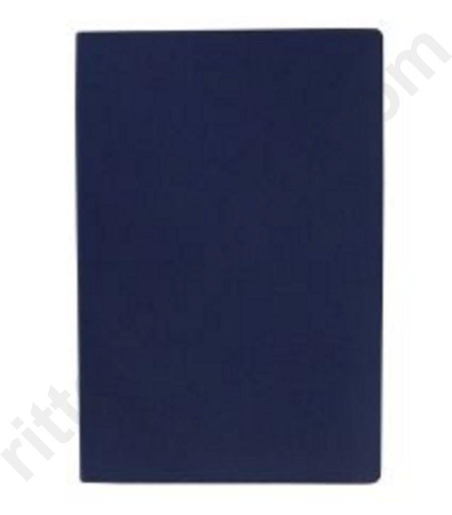 c11076a04 Caderneta Pequena Tipo Moleskine – RB 12940    Ritter Brindes